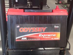 Odyssey Brand Batteries