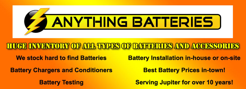 About Anything Batteries